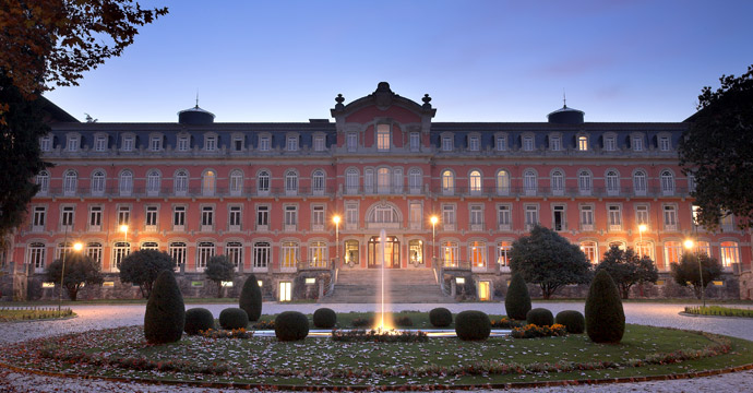 Tee Times Portugal Golf - Vidago Palace Hotel Golf