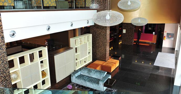 Axis Porto Business Spa Hotel
