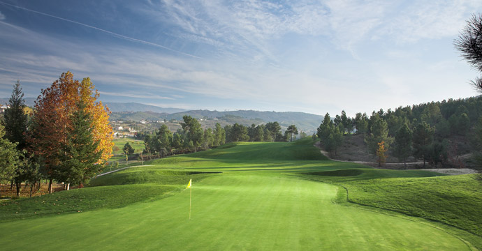 Tee Times Portugal Golf - Vidago Palace Golf Course Hosts International Tournament